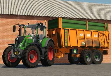 Dangreville Trailer Pack v1.1.0.0