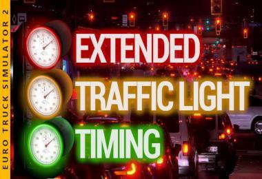 Extended Traffic Light Timing v1.0