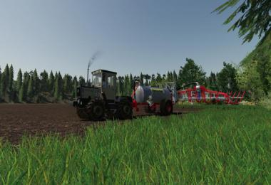 [FBM Team] liquid manure wagon 6000 liters v2.0
