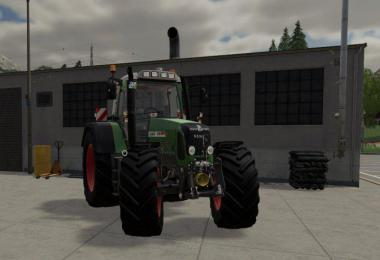 Fendt Favorit Vario 800 Tms v1.2.1