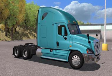 Freightliner Cascadia 2015 1.36.x