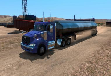 Freightliner Columbia Day Cab 1.36.x