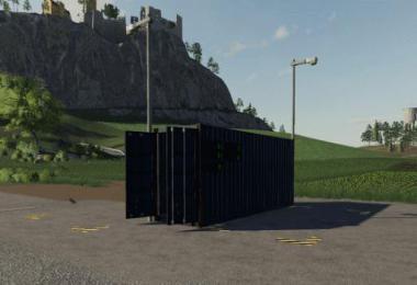 FS19 Twine & Molasses Storage v1.0