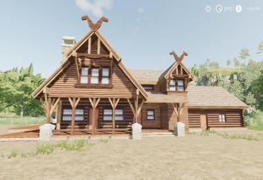 FS19 RanchHouse v1.0