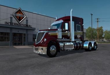 International Lonestar upgrades v1.0 1.37