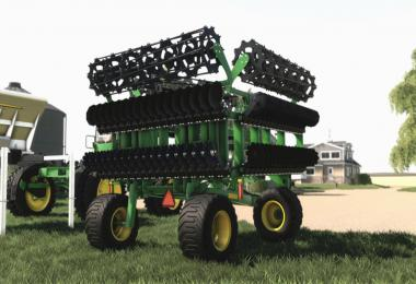 John Deere 2680H High Performance Disk v1.0.0.0