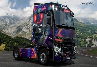 Joker Renault T Range Skin v1.0
