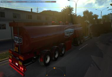 MAMMUT Tanker Trailer in Traffic ATS 1.36.x