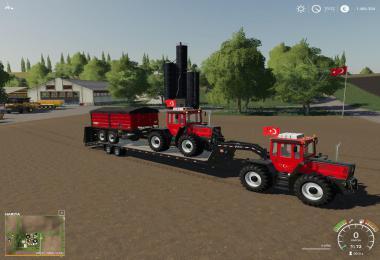 Mercedes-Benz Traktoru v2.2.1
