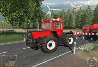 Mercedes-Benz Traktoru v2.1