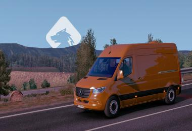 Mercedes Sprinter 2019 BETA v0.2 KacperKWC 1.36