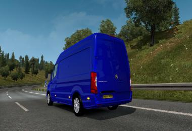 Mercedes Sprinter 2019 Beta v0.2