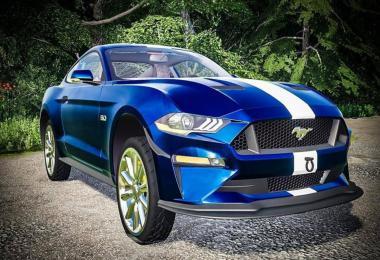 Mustang GT 2018 v1.0.0.0