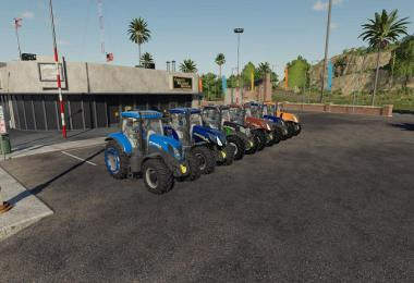 NEW HOLLAND T7/T7S v1.0.0.0