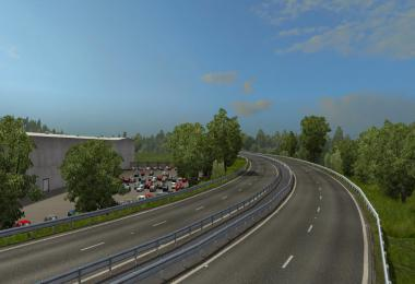 New Road in Northern Ireland v1.0 1.36