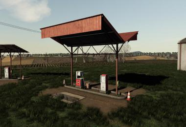Old Fuel Stations Pack v1.0.0.0