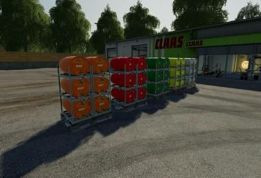 Pallets With Barrels v2.0.0.0