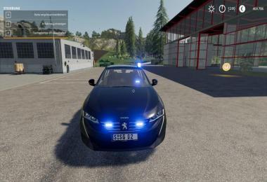 Peugeot 508 SW 2019 Kripo v1.0.0.0