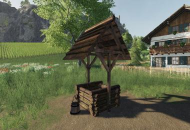 Placeable Woodenfountain v1.0.0.0