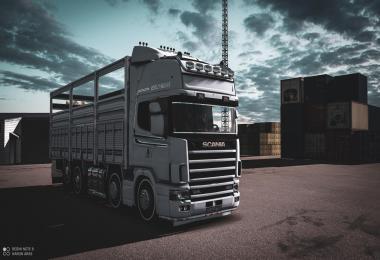 Scania 124 Topline v1.0