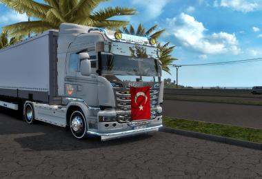 Scania R500 Turkish Style 1.36.x