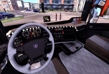 Scania RJL Interior Edit 1.36.x