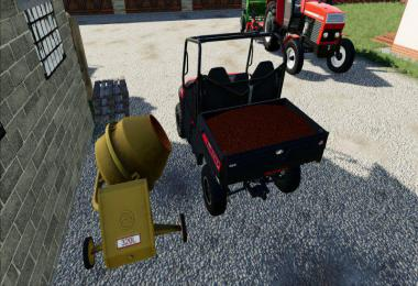Seedmaker Concrete Mixer v1.0.0.0