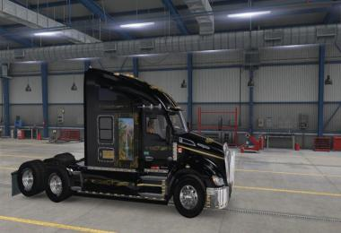 SKIN GOLDEN STYLE FOR KWT 680 v1.0