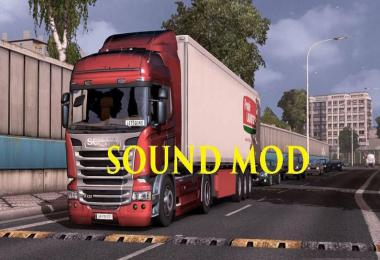 Sound Pack Mod 1.36.x