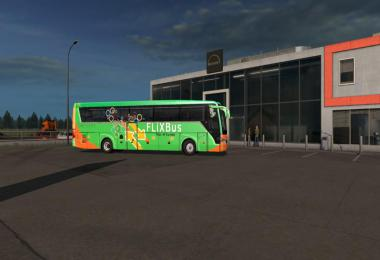 Temsa Safir Plus Flix bus v2.0