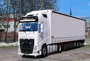 Volvo fh4 nice interior and model 1.36.x