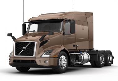 Volvo VNR 2018 v1.23 1.37