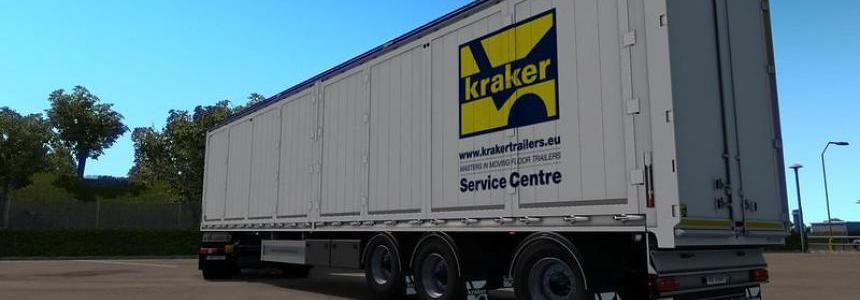 Kraker Walkingfloor Pack v2.1.2 by Kast 1.37