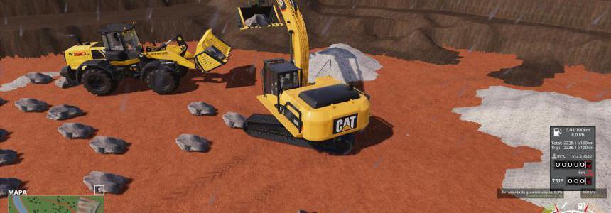 MINING & CONSTRUCTION ECONOMY v0.7