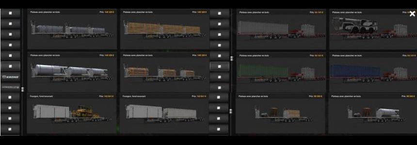 93-RP Trailer MegaPack v0.05 1.37