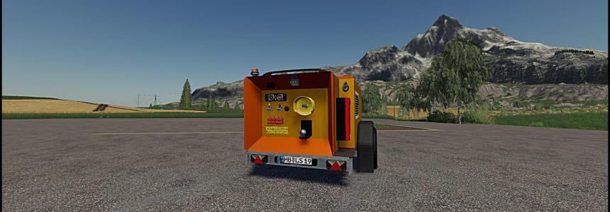 CAT STA350 Diesel v1.0