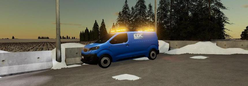 CDC RESPONSES VAN v1.0.0.0