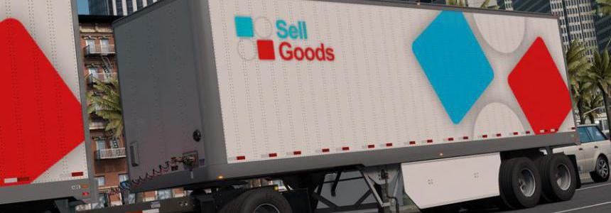 Dolly Trailers for ATS ByCapital v1.1