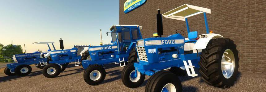 Ford 8600-9600 Pack v1.0