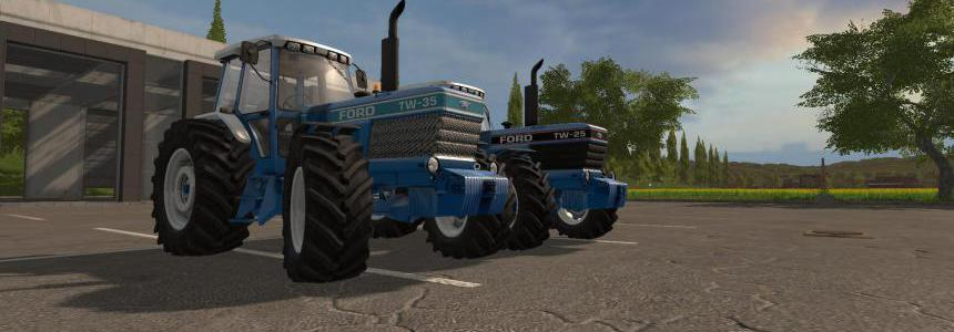 Ford tw 25 and 35 fix v1.1
