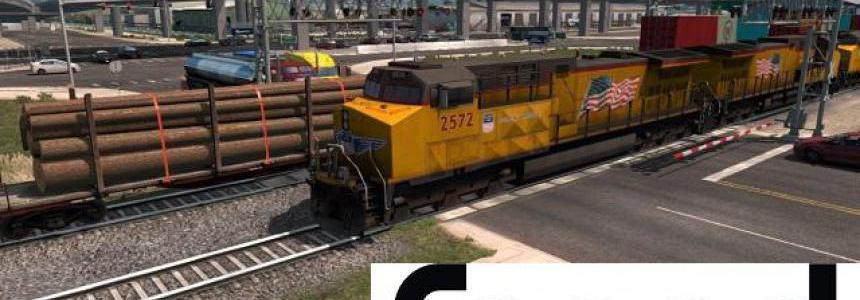Improved Trains v3.4.1 for ATS 1.37