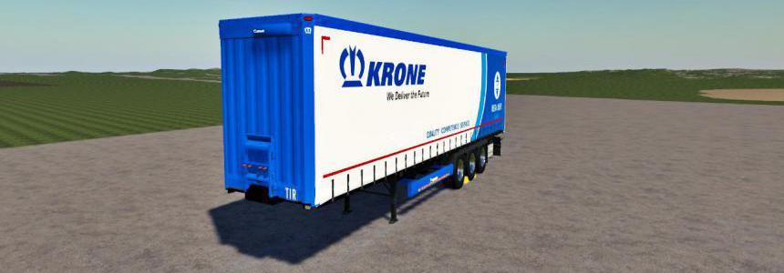 Krone Autoloader FS19 v1.0