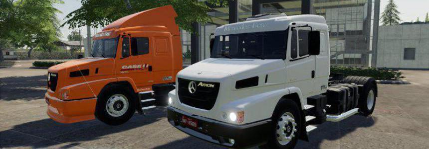 Mercedes Benz Atron 1635 v1.0.0.0