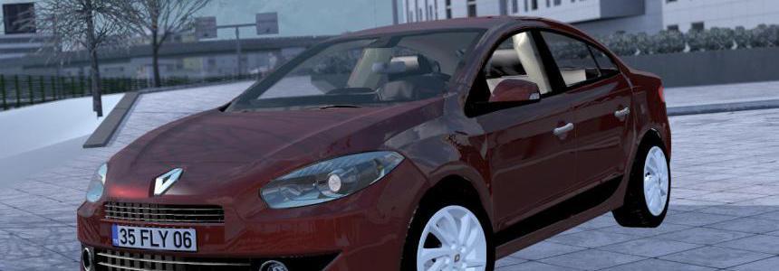 Renault Fluence V1R30 1.37