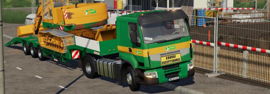 Renault Lander 4x2 v1.0.0.0