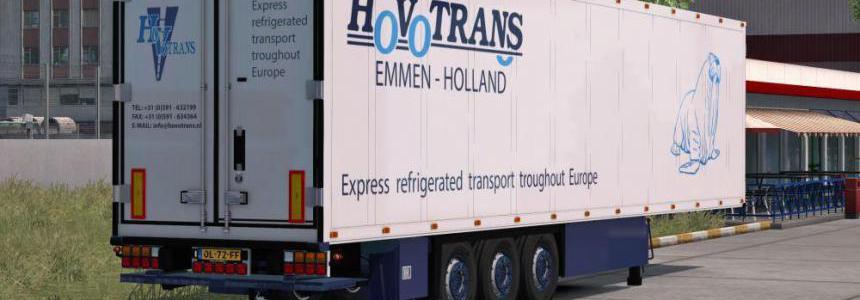 Schmitz HovoTrans Ownable Trailer v1.0