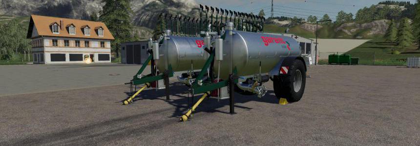 Slurry tanker 9000 v1.0.0.0