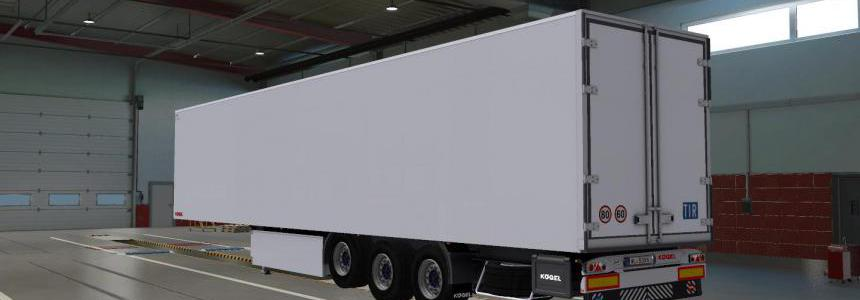 Trailer Kogel 1.36.x