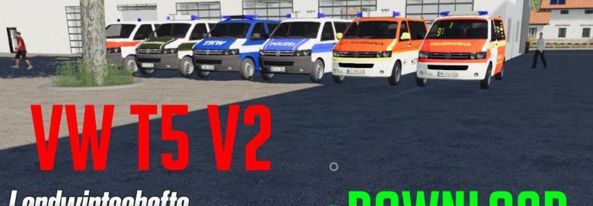 VW T5 V2 by SoSi-Modding v2.0