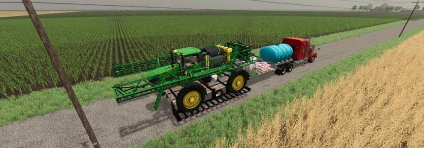 Wilson Step-Deck Fertilizer trailer v1.1.0.0